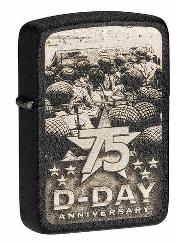 Zippo - D-Day Normandy 75 Years Commemorative Set 2019 Limited Edition | Military