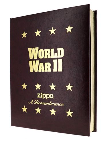 Zippo - A Remembrance WWII Volume 2 Limited Numbered Edition N° 3010/25.000 | Collectible and Commemorative