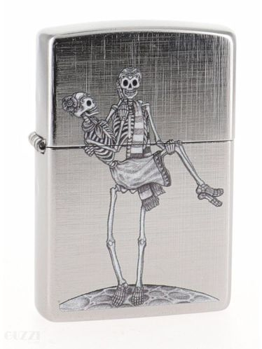 Zippo Spring 2020-2021 Day of Dead Couple   2021 New