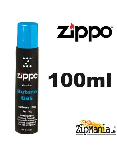 ZIPPO Butane Gas High Quality 100ml - Metal Spray Can | Consumer Product