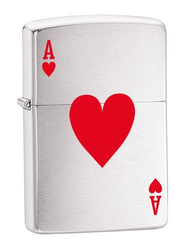 Zippo Ace of Hearts | Poker Play and Luck